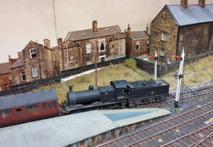 a layout at a previous exhibition