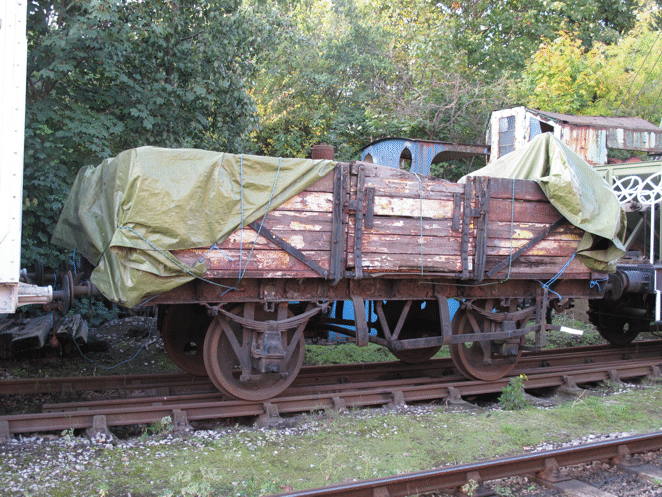 Open wagon W113084