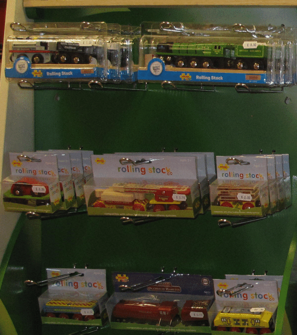 Rolling Stock models