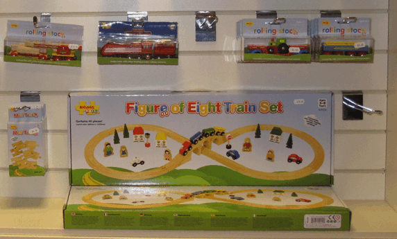Rolling Stock trainset